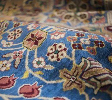 شستشوی فرش ابریشم